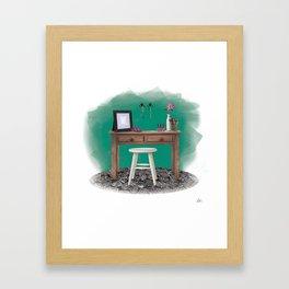 Be-You-Tiful Framed Art Print