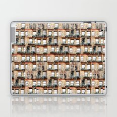 windows of NYC Laptop & iPad Skin