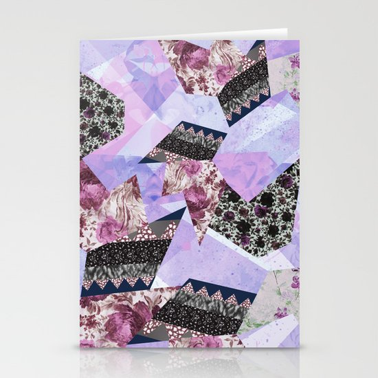 FLORAL HYPNOSIS  Stationery Cards
