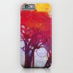 Alberi nel bosco Slim Case iPhone 6s