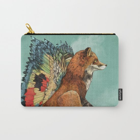 Flying Fox Carry-All Pouch