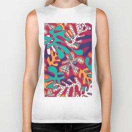 Matisse Pattern 009 Biker Tank