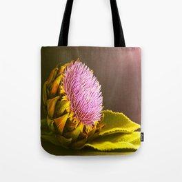 artichokes flower Tote Bag