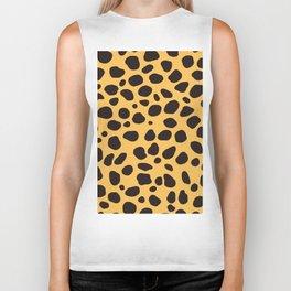 Cheetah Pattern_A Biker Tank