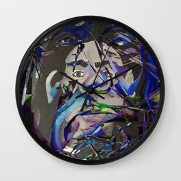 past leads Wall Clock