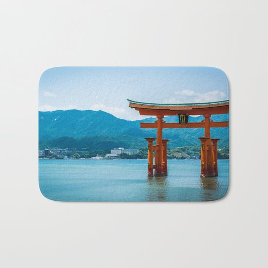 Miyajima Floating Gate Bath Mat