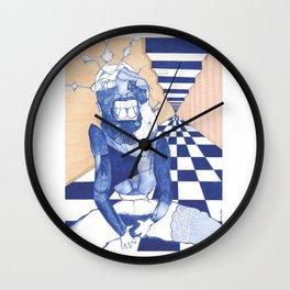 Itch Wall Clock