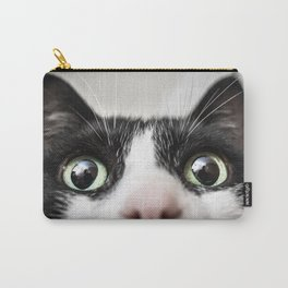 Funny Cat Carry-All Pouch