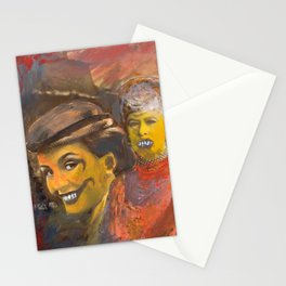 Subdural Stationery Cards