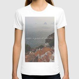Serenity at home T-shirt