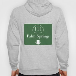 111 Palm Springs Hoody