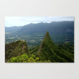 The Spine Canvas Print