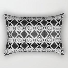 Vertigo Pattern Rectangular Pillow