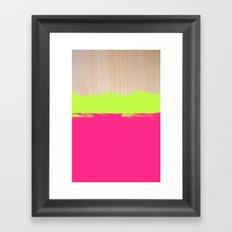 Sorbet VIII Framed Art Print