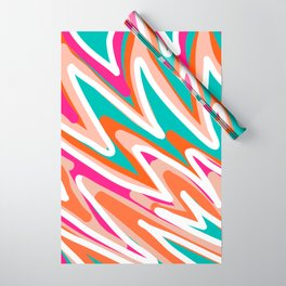Color Vibes Wrapping Paper