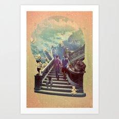 La Vie Art Print