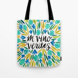 In Wine, There is Truth – Spring Palette Tote Bag