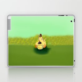 Chicken Parade Laptop & iPad Skin