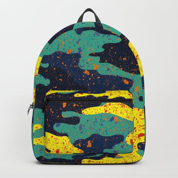 CAMOUFLAGE II Backpack
