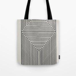 Tribal Modern Boho Art Tote Bag