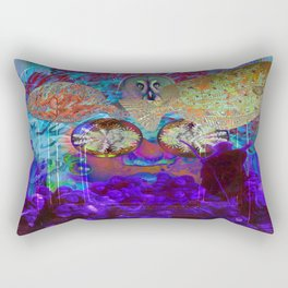 Release of Solar Light Rectangular Pillow