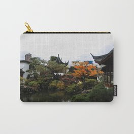 chinese garden - vancouver Carry-All Pouch