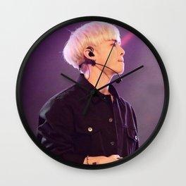 rip jonghyung Wall Clock