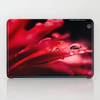 erotic iPad Cases featuring Erotic Gerbera by Tomas Hudolin