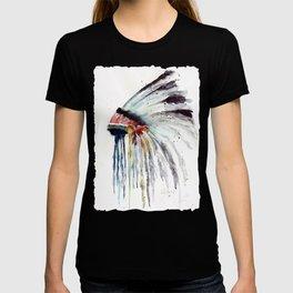 Indian Headress T-shirt