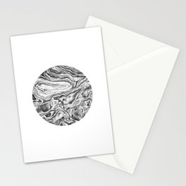 Point Lobos Stone Circle Stationery Cards