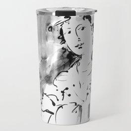 Saskia #2 Travel Mug