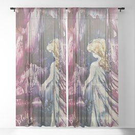 Lost Girl Sheer Curtain