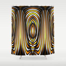 Fringe, 2360h98 Shower Curtain