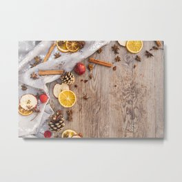 Christmas #society6 #decor #buyart Metal Print