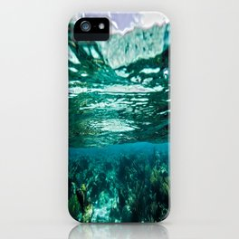 Caribbean Layers  iPhone Case
