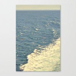 Sea Adventure - Ocean Crossing II Canvas Print