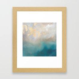 Oceania by Tori Framed Art Print