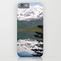 Mountain Reflection with Lone Pine Slim Case iPhone 6s