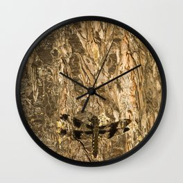 Camoflauge Wall Clock