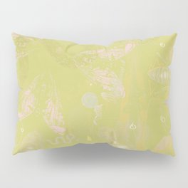 Interlacing Insecta Pillow Sham
