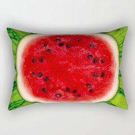 Watermelon <3 Rectangular Pillow
