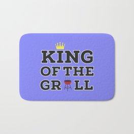 King of the grill Bath Mat