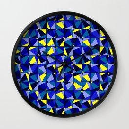 the sky S Wall Clock