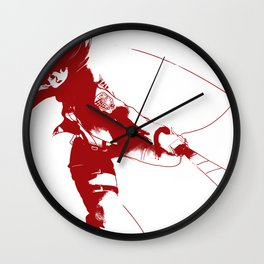 Mikasa Ackerman Wall Clock