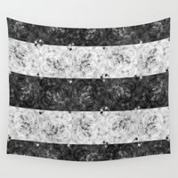bubbles Wall Tapestries featuring Bubbles by Ana Montaño