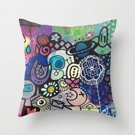 1500393 Throw Pillow