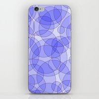 bubbles iPhone & iPod Skins featuring Bubbles by Harvey Warwick