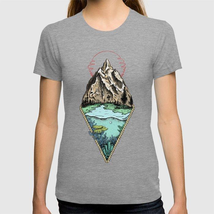 Simple origin T-shirt