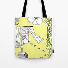 Inspiration and Dreams Tote Bag