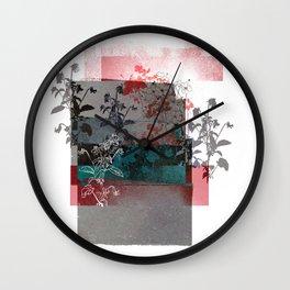 Anemony Wall Clock